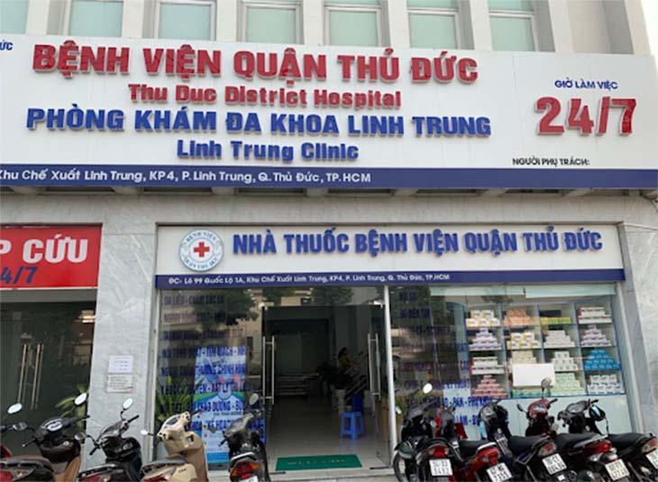 Nếu ở miền Nam, nam giới có thể mua thuốc liệt dương tại nhà thuốc của bệnh viện Thủ Đức