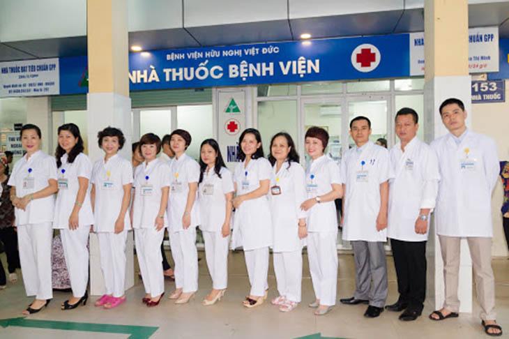 Địa chỉ bán thuốc liệt dương tốt người bệnh nên tham khảo là nhà thuốc Bệnh viện Việt Đức