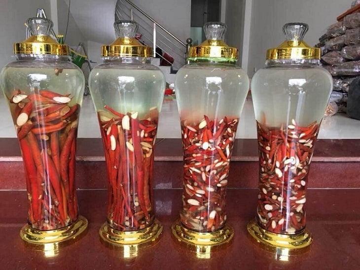 Rượu sâm cau tăng cường chất lượng tinh trùng