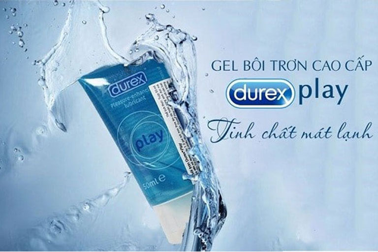 Gel chống xuất tinh sớm Durex Play Longer