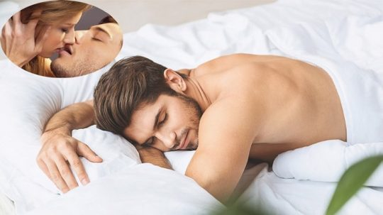 Mộng tinh là tình trạng xuất tinh trong khi ngủ