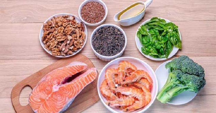 Nhóm thực phẩm giàu omega 3 là giải đáp cho thắc mắc di tinh ăn gì tốt cho sức khỏe