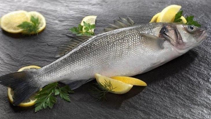 Cá chẽm - thực phẩm tốt cho người bệnh thận
