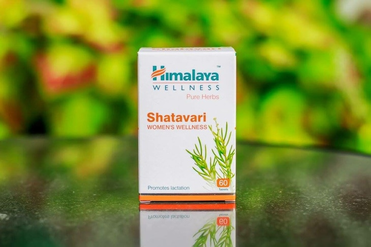 Viên uống hỗ trợ điều hòa nội tiết tố nữ Shatavari