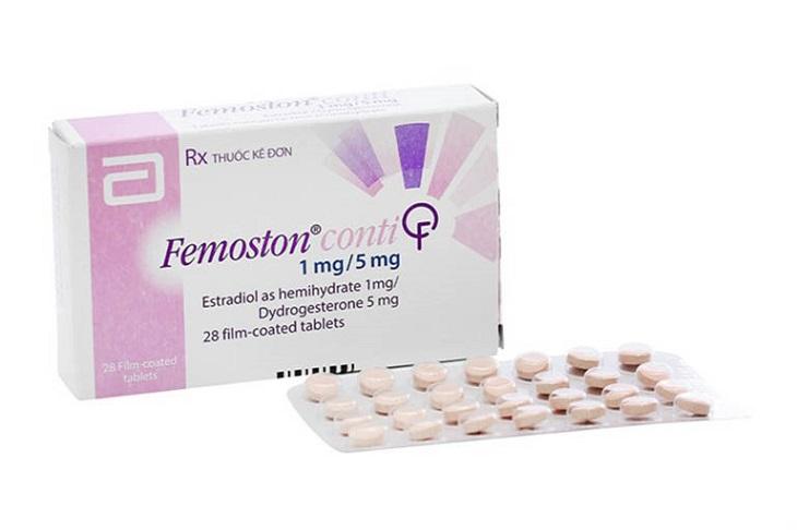 Thuốc Femoston tăng cường estrogen cho nữ giới