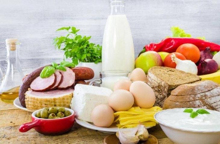 Bổ sung các thực phẩm tốt cho thận