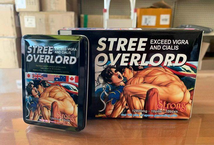 Stree Overlord giúp tăng cường sinh lý nam của Nhật