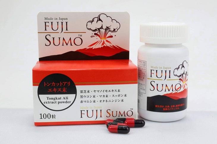 Viên uống cường dương Fuji Sumo