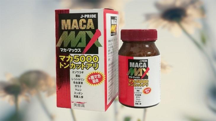 Sản phẩm tăng cường sinh lý nam của Nhật Maca DHC