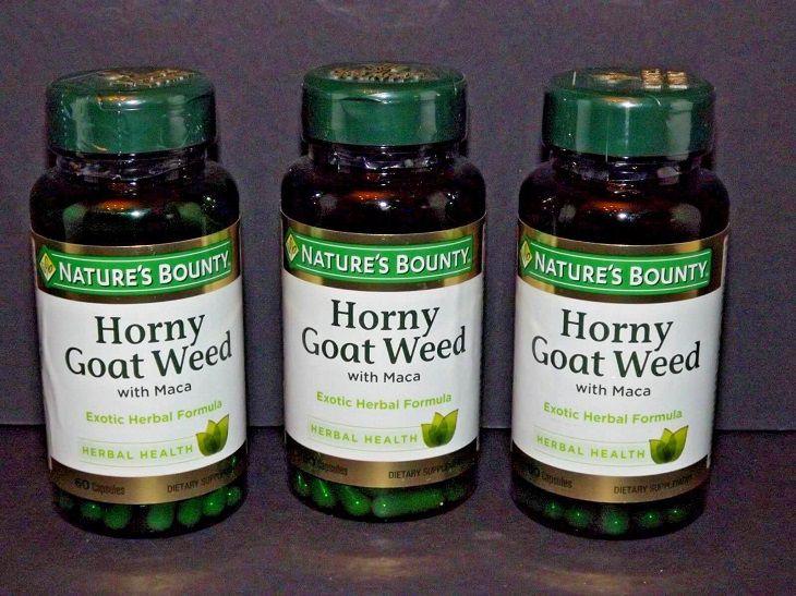 Thực phẩm chức năng Nature's Bounty Horny Goat Weed