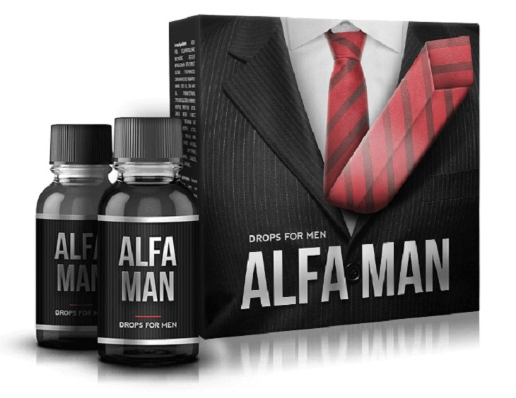 Thuốc trị liệt dương Alfa Man