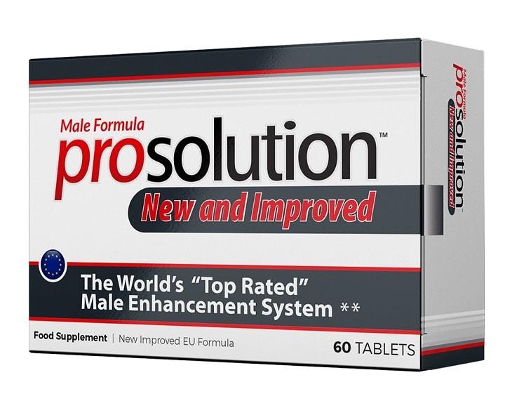 Prosulution - thuốc đặc trị rối loạn cương dương