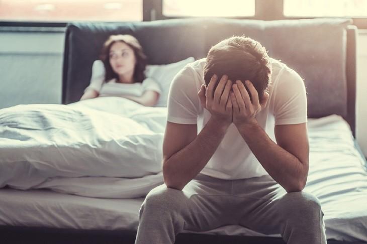 Yếu sinh lý có thể tự khỏi được nếu nguyên nhân xuất phát từ tâm lý nam giới không tốt