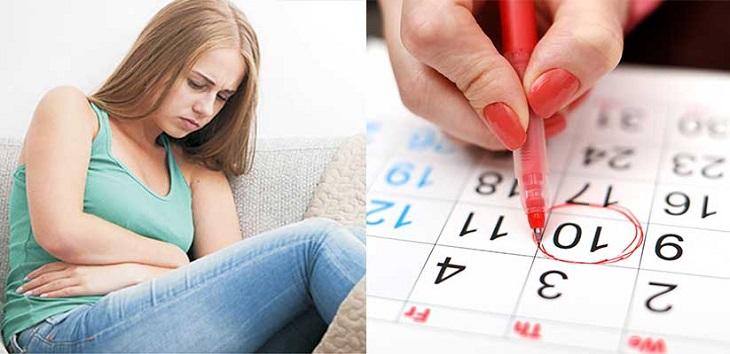 Mất cân bằng nội tiết tố hoặc bệnh phụ khoa là nguyên nhân gây tình trạng hành kinh bất thường
