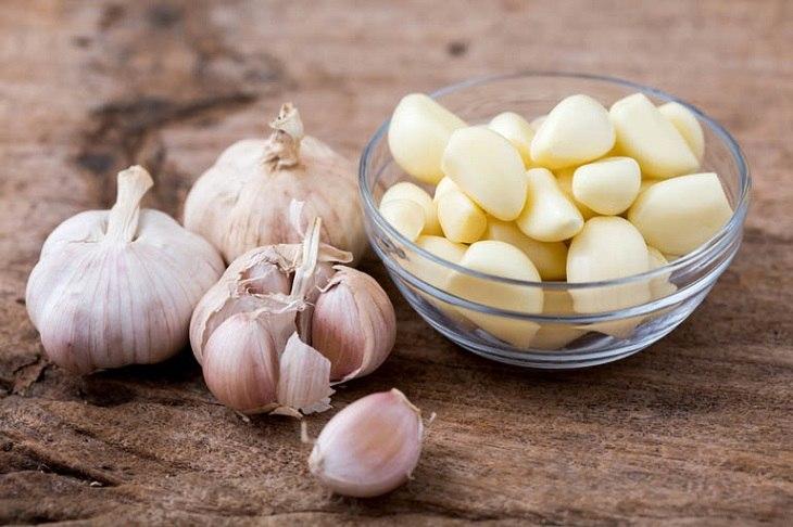 Tránh thai bằng món ăn được chế biến từ tỏi đem lại tác dụng nhanh chóng