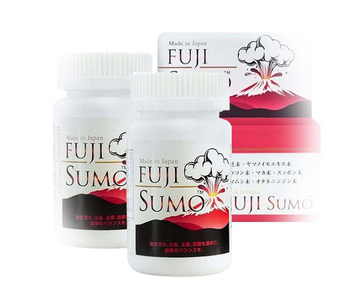 Fuji sumo là sản phẩm tăng cường sinh lý nam giới được sản xuất tại Nhật Bản