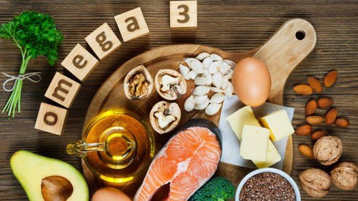 Nhóm các loại thức ăn giàu Omega 3