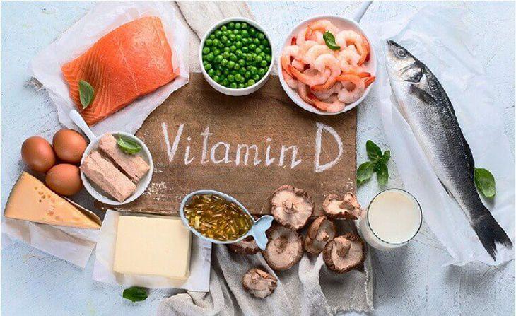 Hình ảnh thoái hóa cột sống nên ăn gì để bổ sung vitamin D