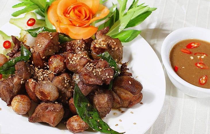 Thịt dê giúp bổ thận tráng dương