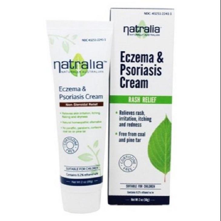 Eczema & Psoriasis Cream tạp thành một lớp màng bảo vệ cho da bé