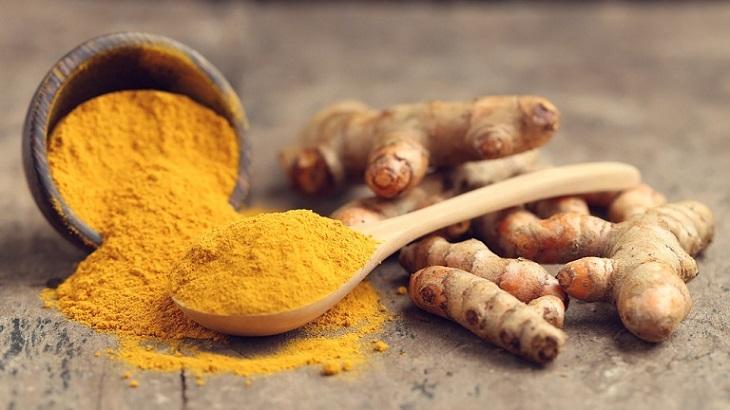 Nghệ chứa rất nhiều Curcumin để giúp kháng viêm hiệu quả
