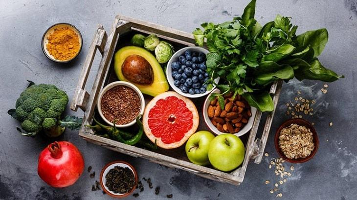 Nên cung cấp đầy đủ chất dinh dưỡng cho cơ thể khi bị bệnh
