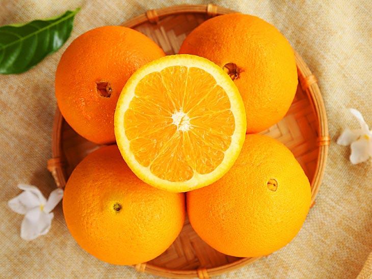 Người bệnh nên tăng cường trái cây họ cam quýt