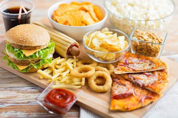 Thực phẩm chế biến sẵn là nguyên nhân tăng tình trạng sỏi mật