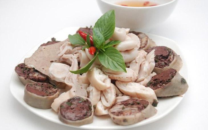 Cần loại bỏ các loại nội tạng động vật ra khỏi chế độ ăn cho người suy thận
