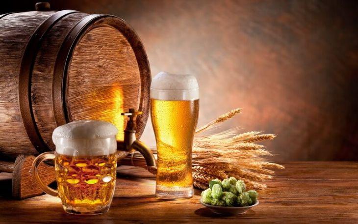 Cách kết hợp bia, chanh và dầu oliu