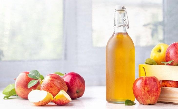 Giấm táo có tác dụng gì với bệnh tiết niệu?