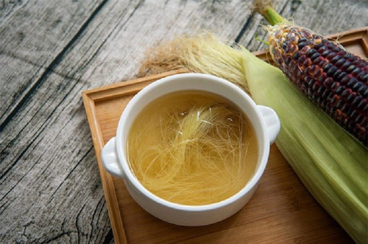 Cách chữa viêm đường tiết niệu tại nhà bằng nước râu ngô