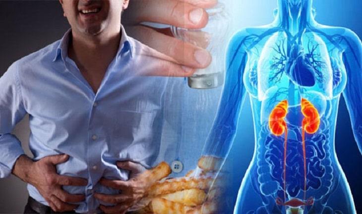 Suy thận mạn gây nên nhiều biến chứng và đau đớn cho người bệnh