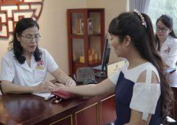 Diễn viên Thùy Liên được con gái dành tặng món quà sức khỏe Nhất Nam Trường Thọ