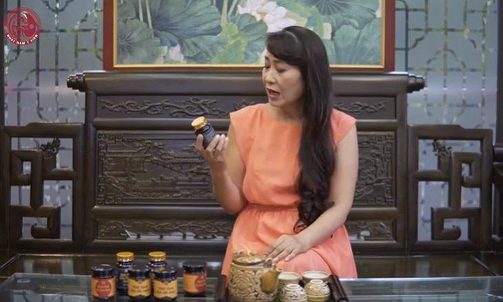 Diễn viên Thùy Liên được điều trị bệnh sỏi mật bằng bài thuốc Nhất Nam Tiêu Thạch Khang đặc trị sỏi mật