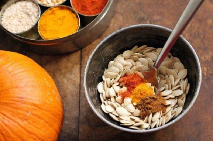 Hạt bí ngô chứa nhiều hợp chất tốt cho tuyến tiền liệt