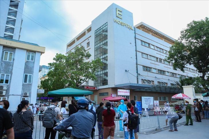 Bệnh viện E Hà Nội