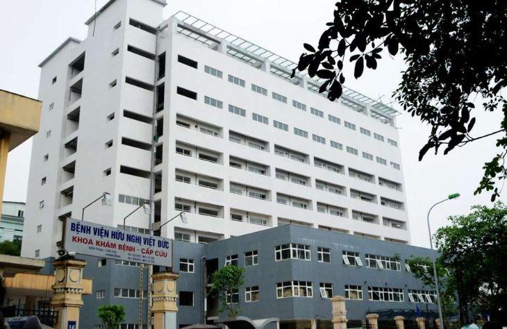 Bệnh viện Việt Đức Hà Nội