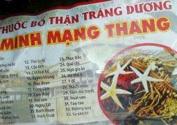 Minh Mạng thang