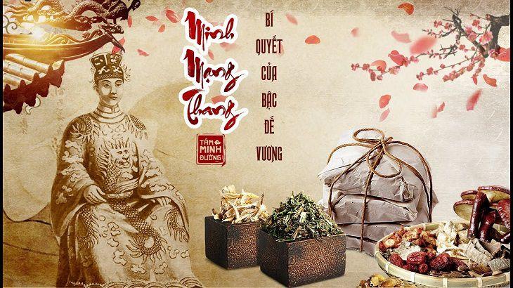 Vua Minh Mạng được biết đến là vị cua có nhiều con cháu nhất trong các triều đại Việt Nam