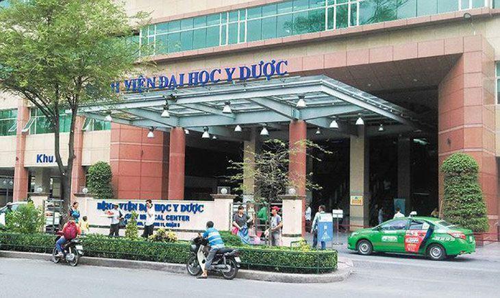 Điều trị sỏi mật tại Bệnh viện Đại học Y Dược TP.HCM