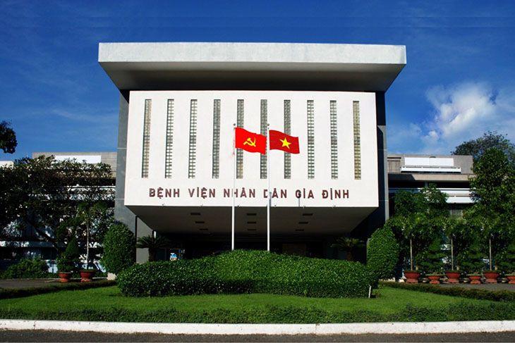 Bệnh viện Gia Định đáp ứng nhu cầu khám chữa bệnh của đông đảo người dân