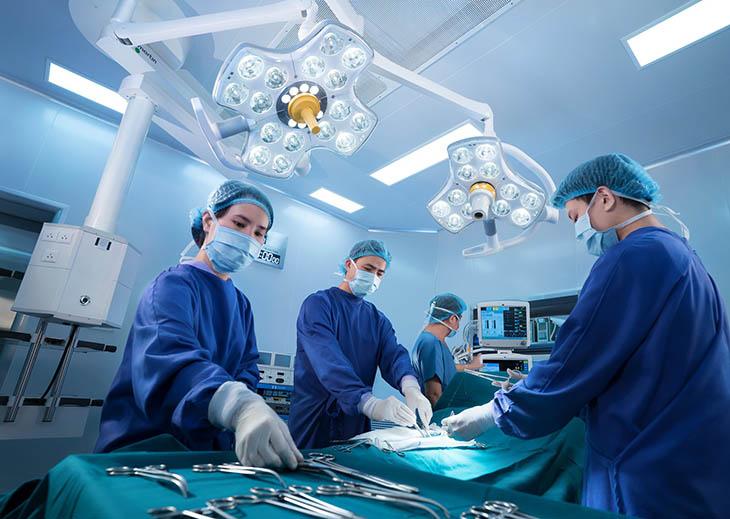 Nang thận có thể được điều trị bằng phẫu thuật nội soi