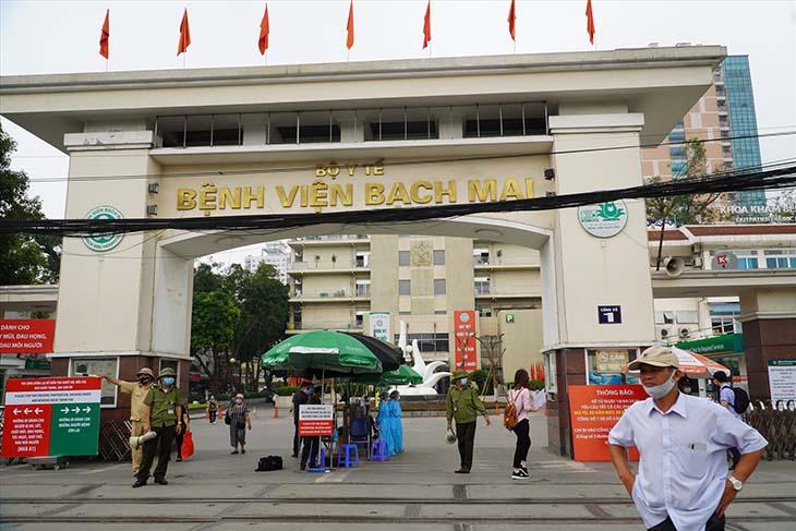 Bệnh viện Bạch Mai, địa chỉ khám chữa bệnh uy tín hàng đầu cả nước