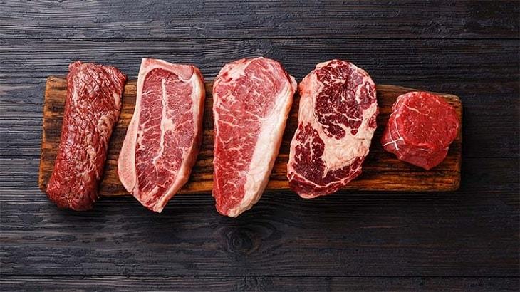 Nang thận nên ăn gì? Thịt bò là thực phẩm tốt