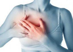 Ngực căng và đau do viêm tuyến vú