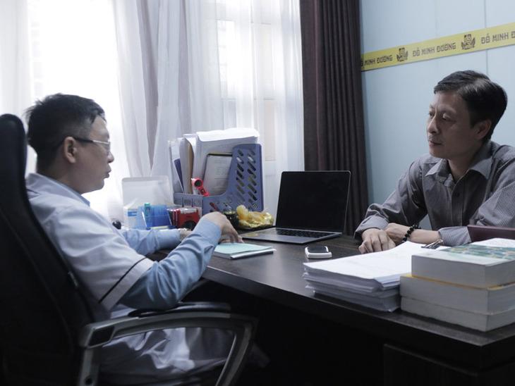 Bệnh nhân Thắng điều trị tại nhà thuốc Đỗ Minh Đường
