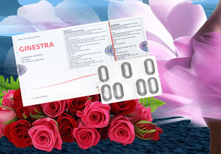 Viên đặt âm đạo Ginestra có nguồn gốc từ Italia