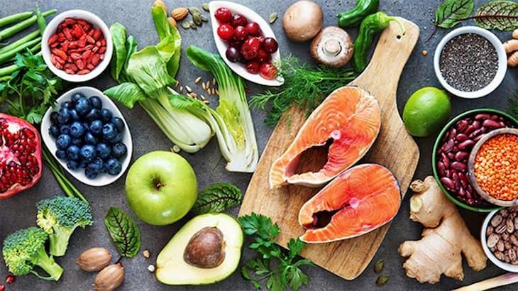 Người bệnh sỏi thận cần chú ý chế độ dinh dưỡng