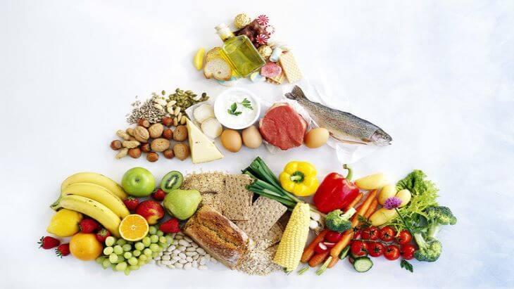 Một chế độ ăn uống lành mạnh sẽ giúp đẩy lùi bệnh nhanh hơn